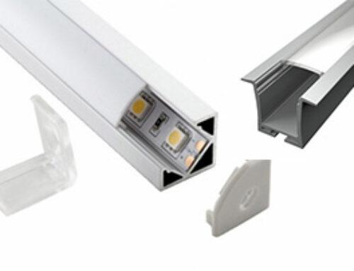 Milyen LED szalag sín kell a különféle LED szalagokhoz?
