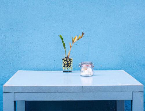 A kék LED szalag nyugtató hatással bír