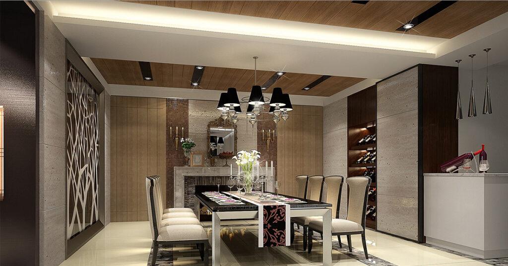 LED szalag dekoráció