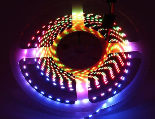 A LED szalag olcsón is beszerezhető!