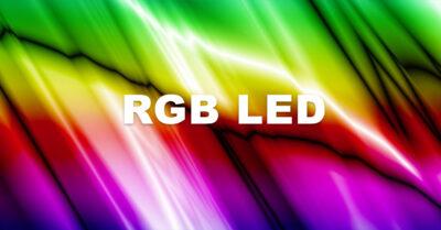 RGB LED szalagok