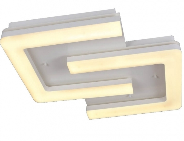 Design LED panel dupla
